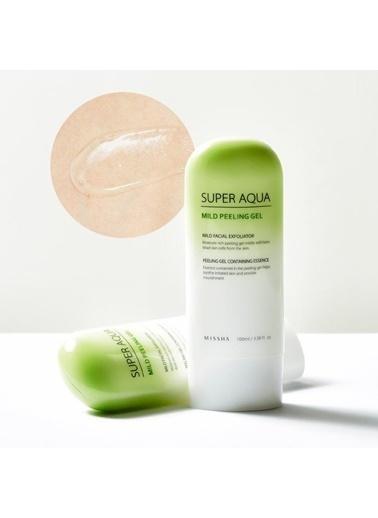 Missha Super Aqua Mild Peeling Gel Renksiz